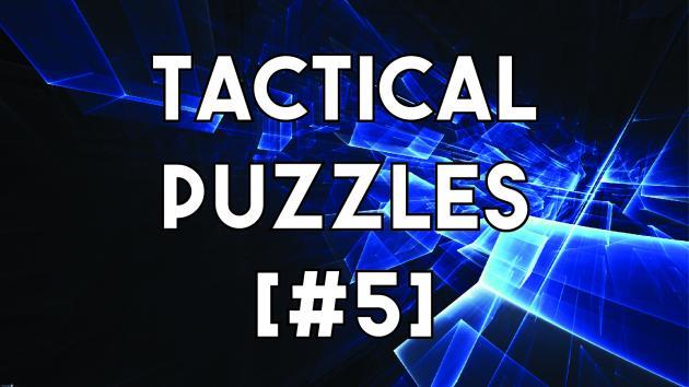 Tactal Puzzles [5]