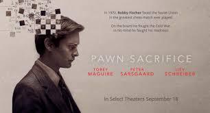 Pawn Sacrifice o El caso FischeR