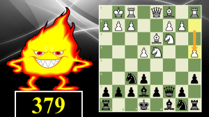 Blitz Chess #379: Sicilian Defense, Kan
