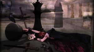 Mind Over Matter-Queen Sacrifices!