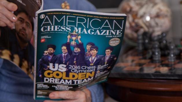 The Wait Is Over: American Chess Magazine No.1