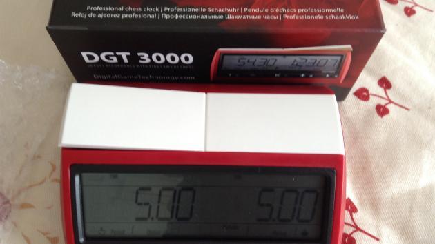 THE AMAZING 'DGT 3000'