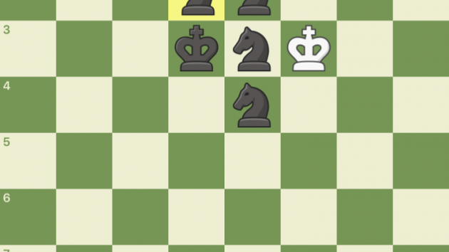 Incredibly Satisfying Checkmate