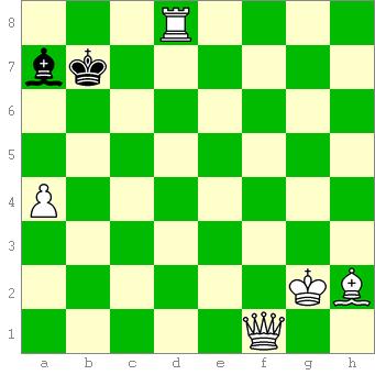 (16) Mate in 2