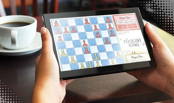 The Foolish King - This new iPhone and iPad app brings chess to a new generation