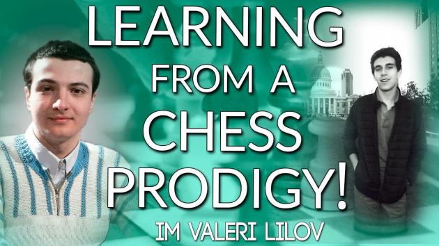 Learning From a Chess Prodigy
