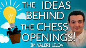 The Ideas Behind the Chess Openings!
