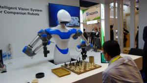 For 'intelligent' robot, chess is just a hobby's Thumbnail