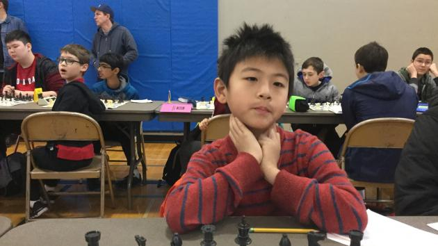 Beating the lower rated players at the Washington Junior Open Rounds 1-3
