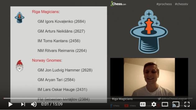 Riga Magicians vs Norway Gnomes recap!