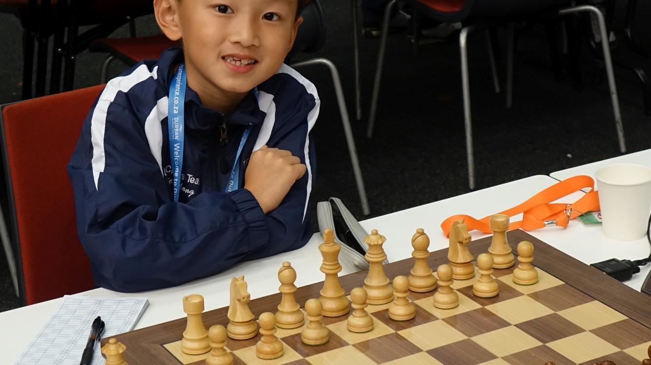 My favorite GM win: Washington Junior Open Round 4