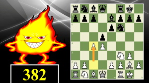 Blitz Chess #382: Catalan Opening, Closed