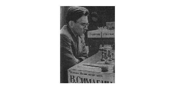Vladimir Simagin, A Forgotten Hero