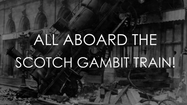 General Ideas in Losing in the Scotch Gambit
