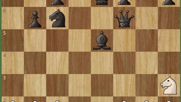tactics puzzle