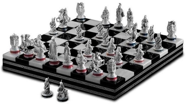 Overview Of Chess Games And Amateur Radio Benefits