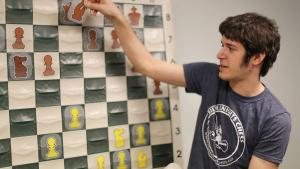 My 9 Year Old Student Vs. Bobby Fischer's Thumbnail