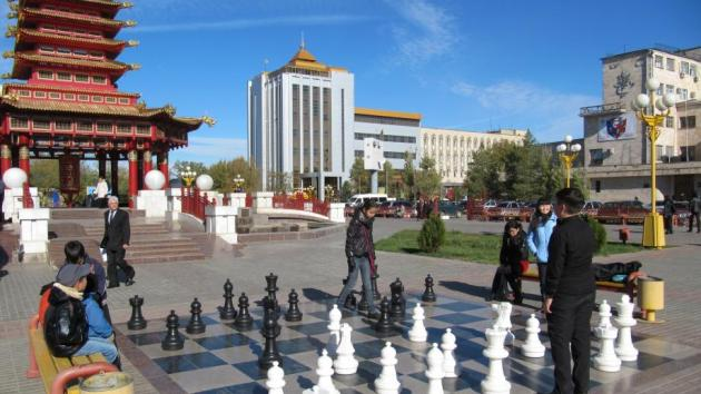 This Russian City Was Built for Chess Fanatics According to Alien Specifications