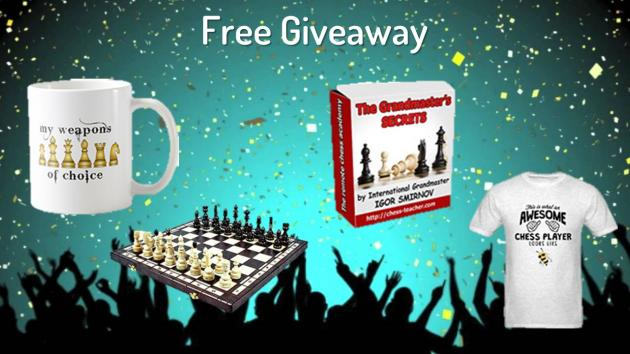 Win Chess prizes worth $500