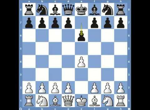 Chess traps in french defence