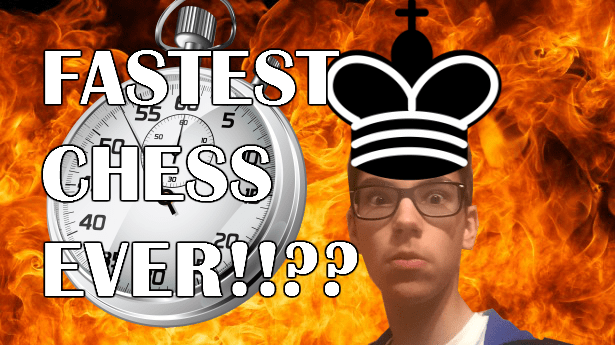 FASTEST CHESS GAMES EVER!!??