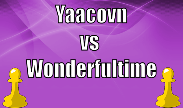 IM Yaacovn vs IM wonderfultime (5 chess games)