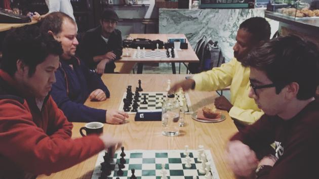 The Houston Chess Scene