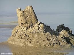 Crumbling Sand ... When all the pawns disappear