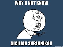 Dangers of the d5 Sveshnikov Outpost