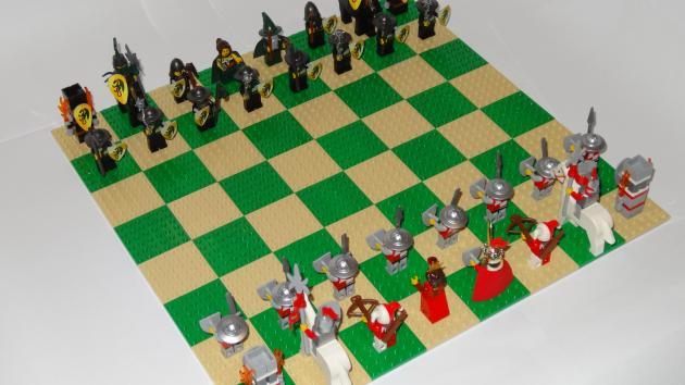 Chess Lego