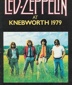 Led Zeppelin: Heartbreaker Aug 4,1979 at Knebworth