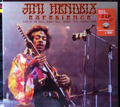 Jimi Hendrix At The Royal Albert Hall 1969 (Original)