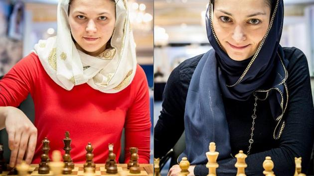 World Chess Championship among women. IRAN 2017