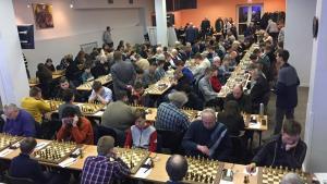 Lithuanian chess championship. Day 3's Thumbnail