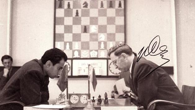 It's a Comet, It's an Asteroid, No, It's Mikhail Tal!