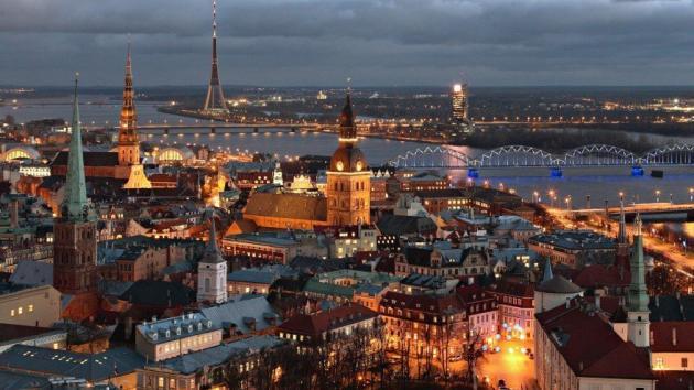 Adventures in Latvia
