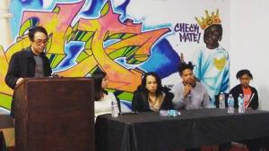 Unity in Diversity Conference on Chess, Artificial Intelligence and Hip-Hop Ed was Amazing's Thumbnail
