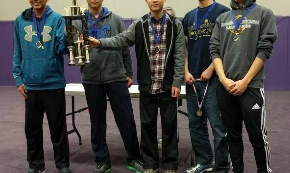 Redmond wins 2017 WA HS Team Champs! (part 1/2)