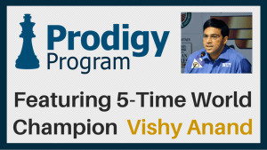 Learn From Vishy Anand in March 2017 Prodigy Program's Thumbnail