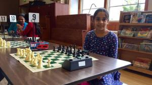 Girls make their move into the chess world's Thumbnail