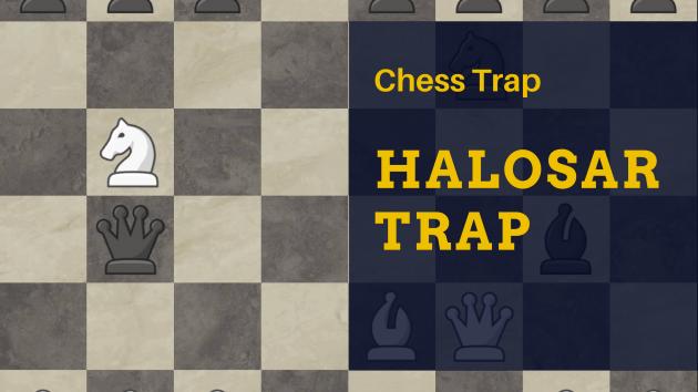 Halosar Trap