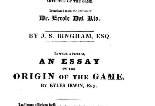Principle of Development: Early History