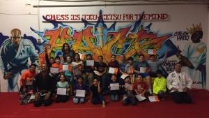 New Classes Fusing Chess & Jiu-Jitsu Launched by HHCF