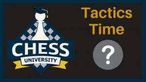 Opening Tactics Puzzle's Thumbnail