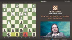 Aprende a jugar el Gambito de Dama con negras's Thumbnail