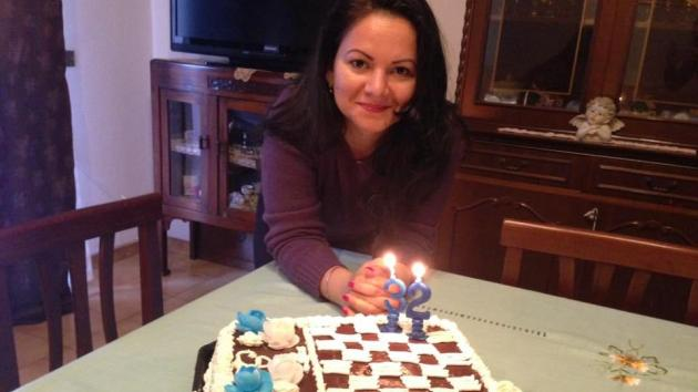 I want to celebrate this day with you, my chess friends! :)