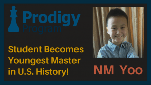 Student Becomes Youngest Master in U.S. History