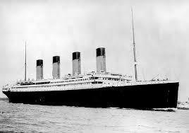 RIP Titanic