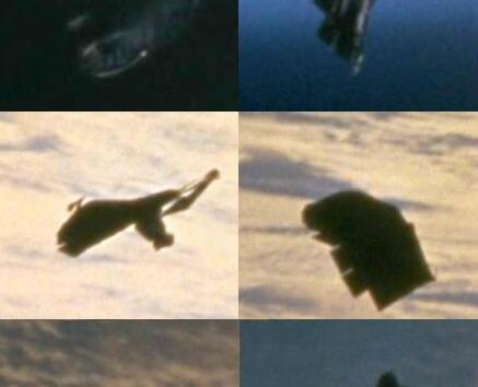 Legendary Black Knight 'alien satellite' captured passing ISS AND Moon
