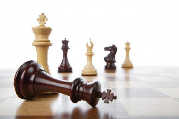 Image result for chess king resign